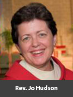 Rev. Jo Hudson
